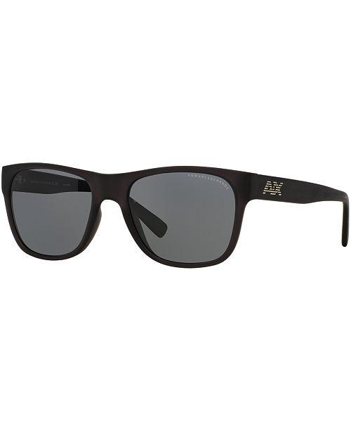 Armani Exchange AX Sunglasses, AX4008
