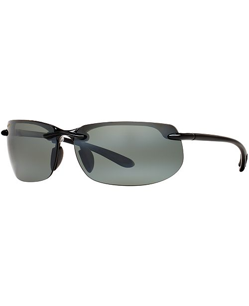 Maui Jim Polarized Banyans Sunglasses , 412