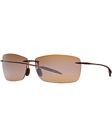 Maui Jim Polarized Lighthouse Sunglasses, 423