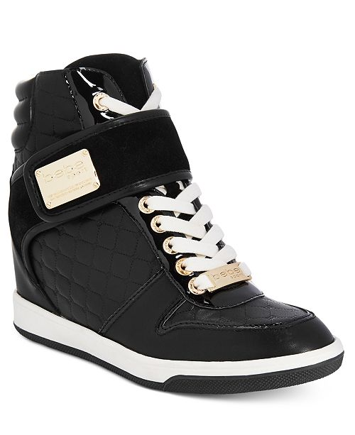 d797f74c26b bebe Sport Colby Wedge Sneakers   Reviews - Sneakers - Shoes ...
