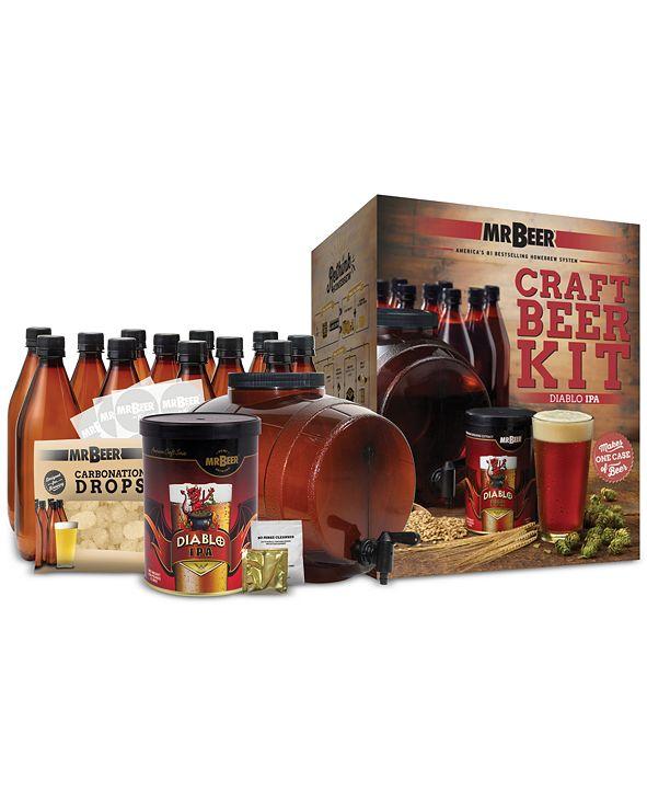 Mr. Beer Diablo IPA Beer Making Kit