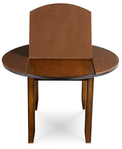 Branton Drop Leaf Round Table Pad