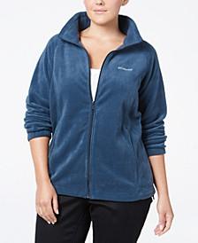Plus Size Benton Springs Fleece Jacket