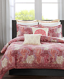 CLOSEOUT! Echo Florentina Pink King Duvet Set