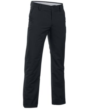 Under Armour Men's Match Play Straight Leg Golf Pants 1643909