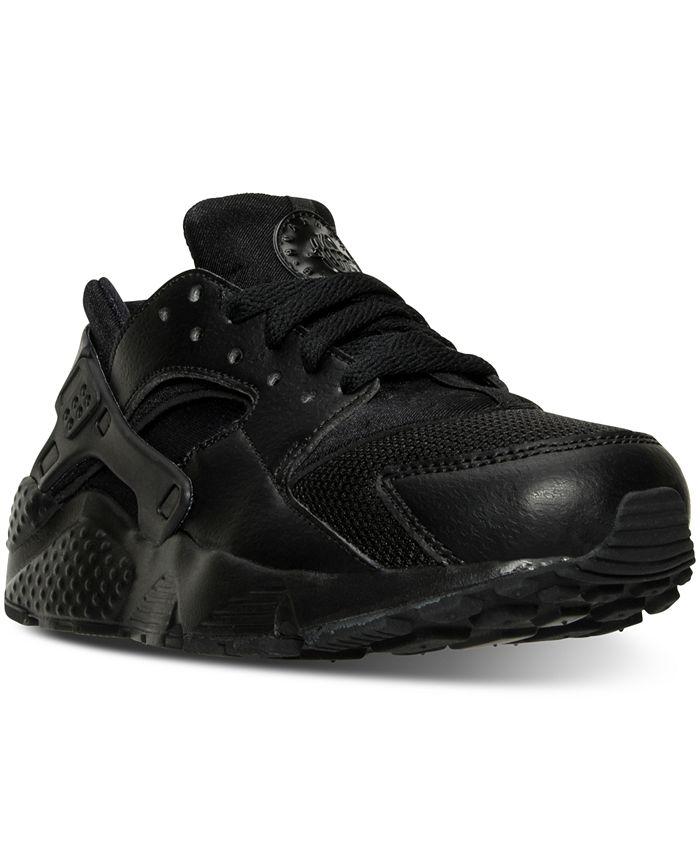 Big Kids Huarache Run Running Sneakers from Finish Line