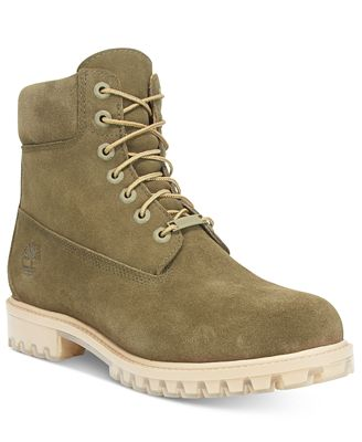 Timberland Men's 6'' Premium Suede Boots