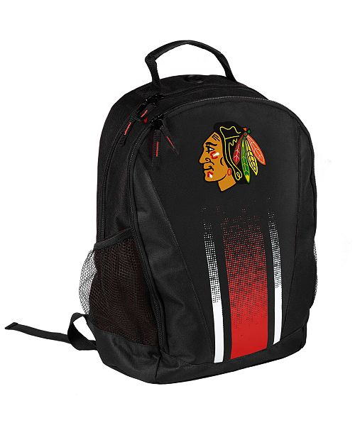 Forever Collectibles Chicago Blackhawks Prime Time Backpack