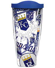 Tervis Tumbler Kansas City Royals 24oz All Over Colossal Wrap Tumbler
