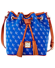 Dooney & Bourke Kansas City Royals Kendall Crossbody
