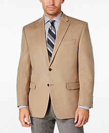 Lauren Ralph Lauren Cashmere-Blend  Men's Classic-Fit Sport Coat
