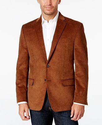 Lauren Ralph Lauren Men's Classic-Fit Corduroy Sport Coat ...