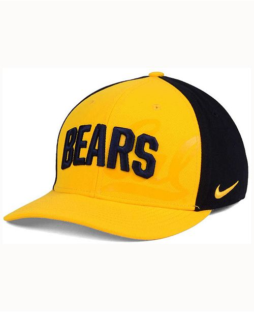fdd3c77a Nike California Golden Bears Classic 99 Swoosh Flex Cap - Sports Fan ...