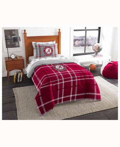 Alabama Crimson Tide 5-Piece Twin Bed Set