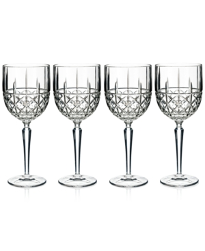 Marquis by Waterford Brady 4-Pc. Goblet Set