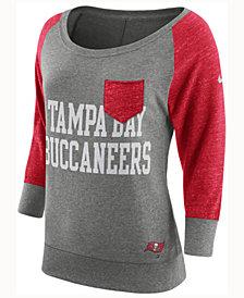 Nike Women's Tampa Bay Buccaneers Vintage Crew Long Sleeve T-Shirt