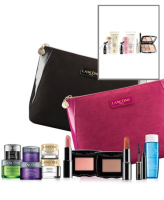 Receive a FREE 7-Pc. gift with a $35 Lancôme purchase + GET MORE ...