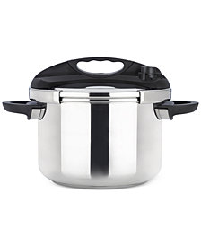 Fagor Twirlock 7.4-Quart Pressure Cooker