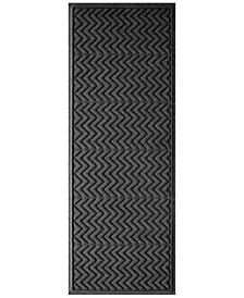 """Water Guard Chevron 22""""x60"""" Doormat"""