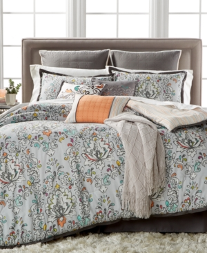 Closeout Kelly Ripa Home Belmar 10Pc Reversible Queen Comforter Set Bedding