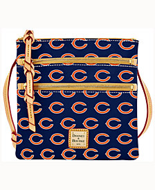 Dooney & Bourke Chicago Bears Dooney & Bourke Triple-Zip Crossbody Bag