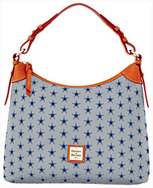Dooney & Bourke Dallas Cowboys Hobo Bag