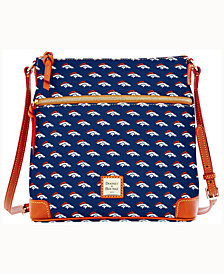 Dooney & Bourke Denver Broncos Crossbody Purse