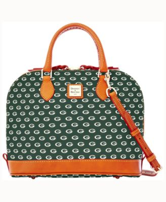 Green Bay Packers Zip Zip Satchel
