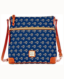 Dooney & Bourke Los Angeles Rams Crossbody Purse