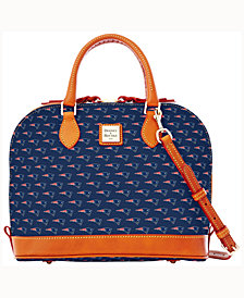 Dooney & Bourke New England Patriots Satchel