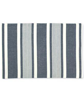 Mara Colorwave Blue Collection 4-Pc. Placemat Set