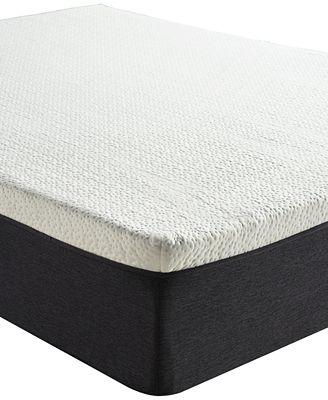 Sleep Trends Ladan California King 12 Cool Gel Memory Foam Plush