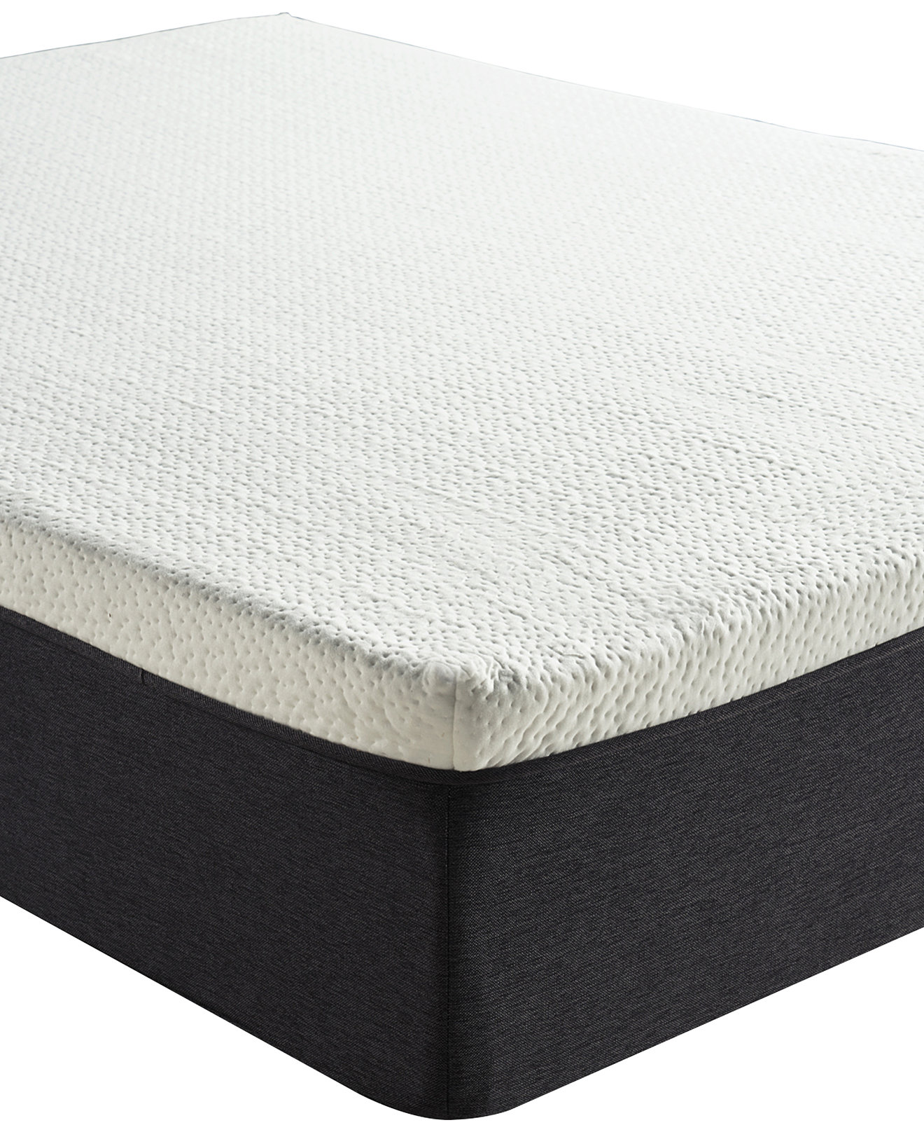 Sleep Trends Ladan 12 Cool Gel Memory Foam Plush Top Mattresses Quick Ship