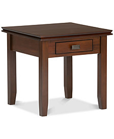 Bellevue  End Table, Quick Ship