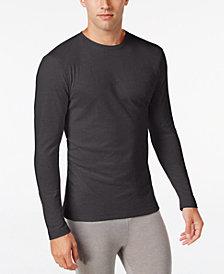 Alfani Men's Long-Sleeve Undershirt, Created for Macy's