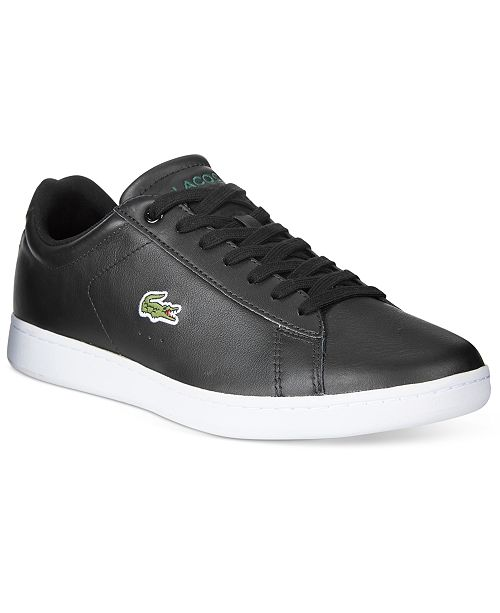 Lacoste Men's Carnaby Leather Sneakers