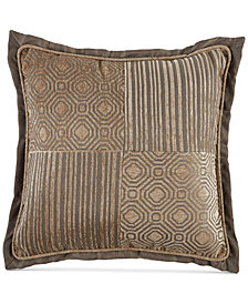 "Croscill Benson 18"" Square Decorative Pillow"