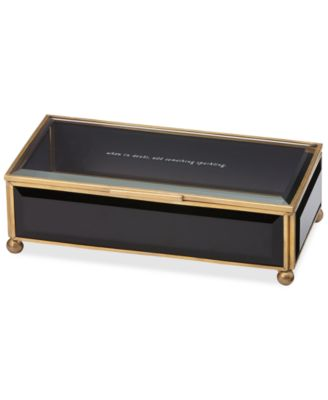 Image of kate spade new york Out of the Box Jewelry Box