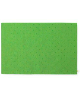 Larabee Dot Green Placemat