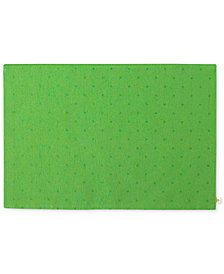 kate spade new york Larabee Dot Green Placemat