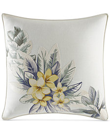 "CLOSEOUT! Tommy Bahama Cuba Cabana 16"" Square Decorative Pillow"