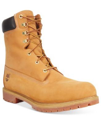 are timberlands good for snow and rain