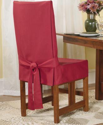 Dining Room Chair Slipcovers Shop Chair Covers Macys Macys