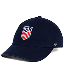 '47 Brand USA Crest CLEAN UP Cap