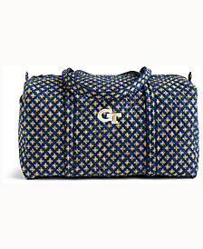 Vera Bradley Georgia-Tech Yellow Jackets Duffle