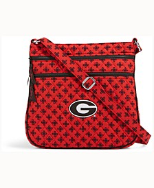 Georgia Bulldogs Triple Zip Hipster