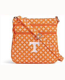 Vera Bradley Tennessee Volunteers Triple Zip Hipster