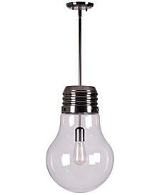 Kenroy Home Edison Pendant Light