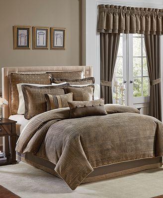 Croscill Benson California King 4-Pc. Comforter Set