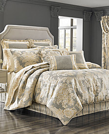 J. Queen 4-Pc. New York Rialto King 4-Pc. Comforter Set